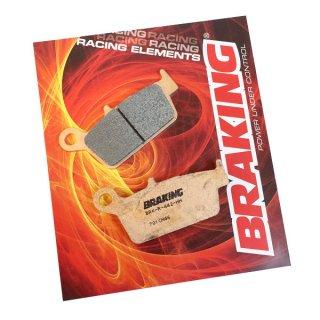 BRAKING ブレーキパッド CM46 リア YZ125/250(-02), YZ/WR250F/400F/426F(-02) 用