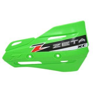 ZETA アーマーハンドガード用XCプロテクター グリーン