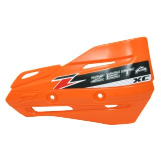 ZETA アーマーハンドガード用XCプロテクター オレンジ