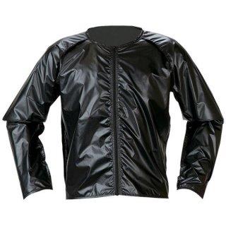 RSタイチ 防風インナージャケット ブラック