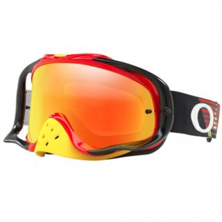 OAKLEY CROWBERゴーグル CIRCUIT/レッドイエロー