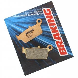 BRAKING ブレーキパッド CM44 リア YZ125/250(-02), YZ/WR250F/400F/426F(-02)用