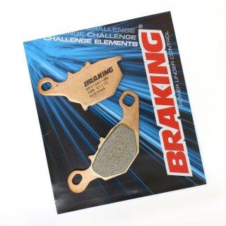 BRAKING ブレーキパッド CM44 リア RM80/85(05-20) 用