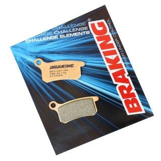 BRAKING ブレーキパッド CM44 フロント/リア SX65 (04-20), SX85 (03-10) 用