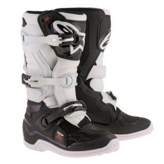 ALPINESTARS TECH7Sブーツ ブラックホワイト