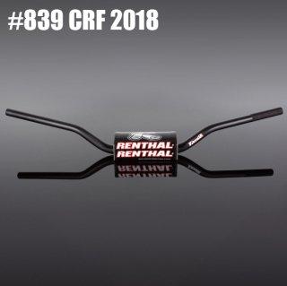 RENTHAL FATハンドルバー CRF 2018