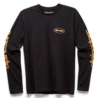 ALPINESTARS  アウトランド プレミアム L/S Tシャツ ブラック