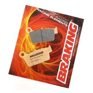 BRAKING ブレーキパッド CM46 リア RR2T/4T 125-480 14-19 用