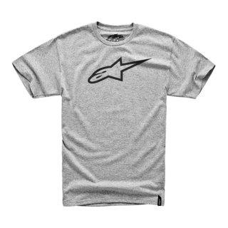 ALPINESTARS エイジレスクラッシック Tシャツ グレーヒーサーブラック