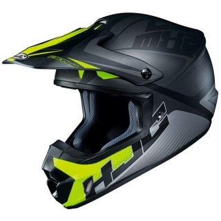HJC CS-MX2 ヘルメット エリューション/MC5(ブラックイエロー)