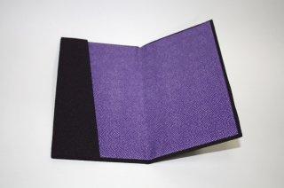金封ふくさ 濃紫