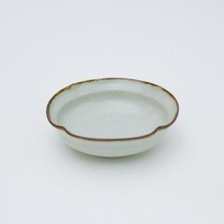 さび李朝 四方なぶり小鉢