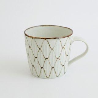 網絵 しのぎカフェマグカップ