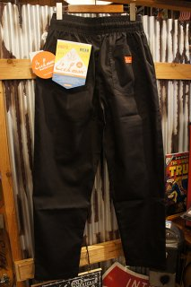 Cookman Chef Pants (「Black」)