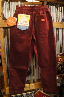Cookman Chef Pants (「Corduroy」 WINE)