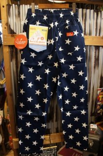 Cookman Chef Pants (「StarNavy」)