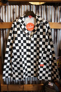 Cookman Lab.Jacket (「Checker」)