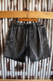 AFENDS Baywatch Shorts (Black Acid)
