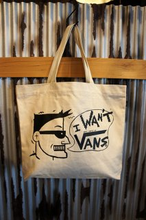 VANS TOTE BAG (I WANT VANS)
