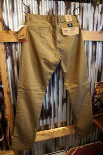 VANS AUTHENTIC CHINO STRETCH PANTS (DIRT)