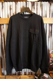 ROARK REVIVAL SCOUT SWEATER (BLACK)