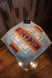 PENDLETON Iconic Jacquard Towels Wash XB220 (Chief Joseph Aqua)