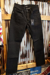 BRIXTON RESERVE 5-POCKET DENIM PANT (BLACK)