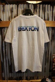 BRIXTON INTERCEPTOR II S/S PREMIUM TEE (WHITE)
