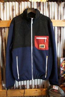 Barney Cools B.Quick Polarfleece Jacket (Black)