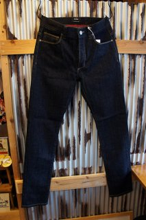 BANKS ROLL DENIM JEAM Slim Skinny (DRY NAVY) MADE IN JAPAN 日本製