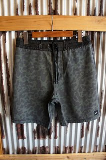 BANKS HARVEST BOARDSHORT (COMBAT)