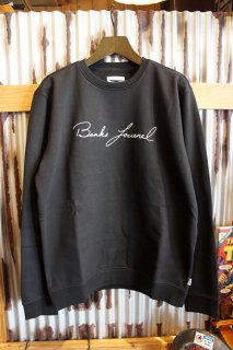 BANKS JOURNAL CHANCE FLEECE (DIRTY BLACK)