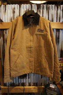 DEUS EX MACHINA Address Workwear Jacket (DIJON)