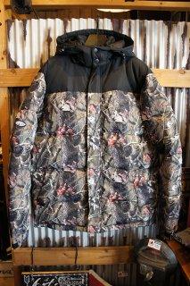 RIPNDIP Nerm & Jerm Puffer Jacket (Tree Camo)