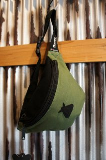 BUMBAG Signature Series X Collin Provost Basic (Green)