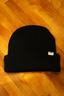 BANKS JOURNAL PRIMARY BEANIE (DIRTY BLACK)