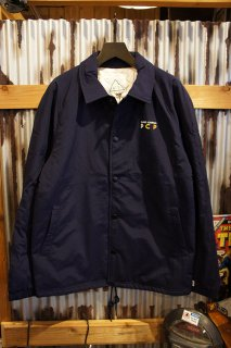 BANKS JOURNAL × PARAMOUNT COFFEE PROJECT SHARKS JACKET (DIRTY DENIM)