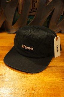 AFENDS Kettleish SNAPBACK CAP (BLACK)