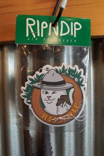 RIPNDIP Hiker Nerm Air Freshener