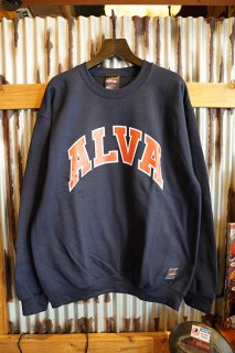 ALVA SKATES TONY ALVA COLLEGE LOGO SWEAT (NAVY)