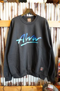 ALVA SKATES TONY ALVA SWEAT (BLACK)