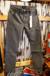 ROLLA'S Relaxo Denim Pant (Black Fade)