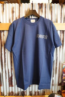 Rocky Mountain Featherbed Co. RMFB REFLECTOR NAVY TEE (NAVY)