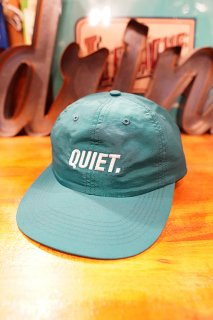 THE QUIET LIFE Taslon Quiet Polo Hat -Made in USA- (Blue)