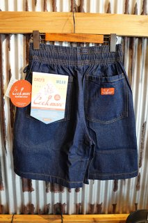 Cookman Chef Short Pants (「DENIM」)