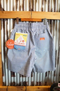 Cookman Chef Short Pants (「Gingham」)