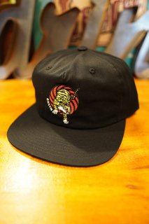 BRIXTON Bandit MP Snapback Cap (Black)