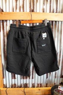 RIPNDIP Peek A Nermal Sweat Shorts (Black)