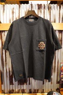 PENDLETON Embroidery Pocket Tee (Black)