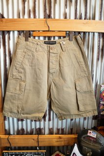 DEUS EX MACHINA DRAGON MILITARY SHORT (TOBACCO)